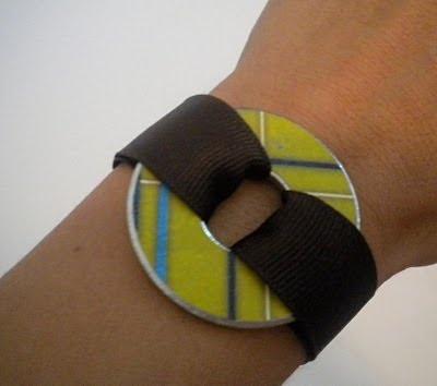 Super Easy Washer Bracelet