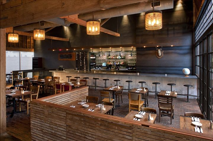 Pin by crystal souter on modern rustic restaurant design