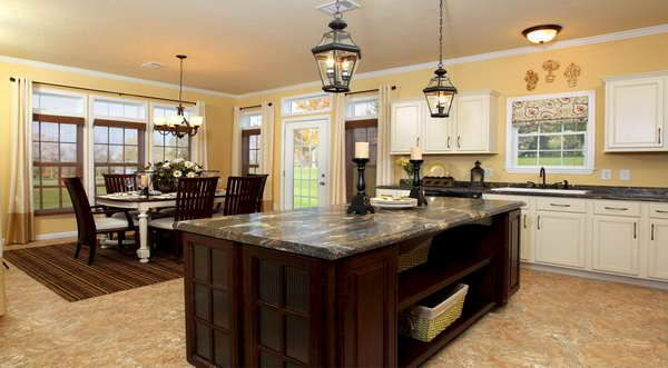 Double Wide Mobile Homes Interior | Home : Double Wide : Double Wide ...