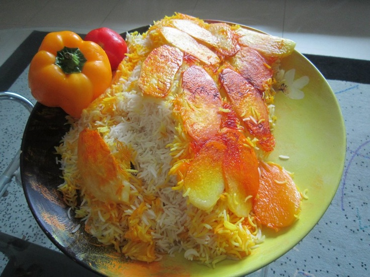 iranian rice | food album | Pinterest