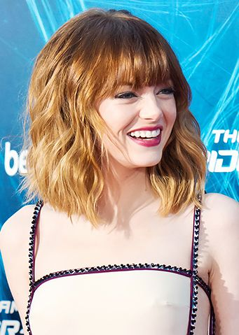Emma Stones Jaw-Dropping Beauty Looks From Her Spiderman Press Tour