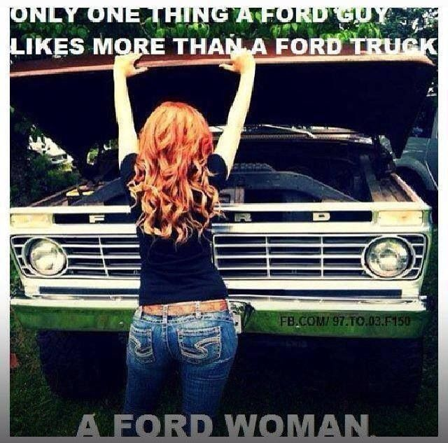 Girls Who Drive Fords Quotes on QuotesTopics