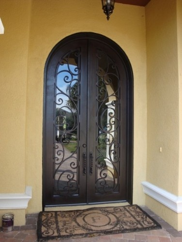 Iron Doors Design Best Decorating Inspiration