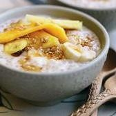 Banana Coconut Tapioca Pudding   Yummy-licious   Pinterest