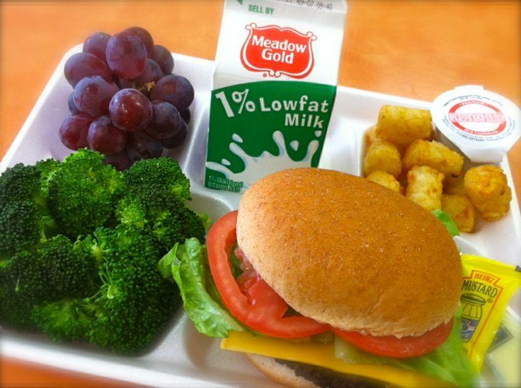 An All American Cheeseburger menu | PROVO, UTAH, School Meals That Ro ...