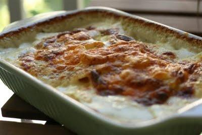 Mmmmm...easy Potato Gratin | Side Dish Yummies | Pinterest