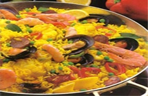 Authentic Paella Valenciana | from the Food Diary | Pinterest