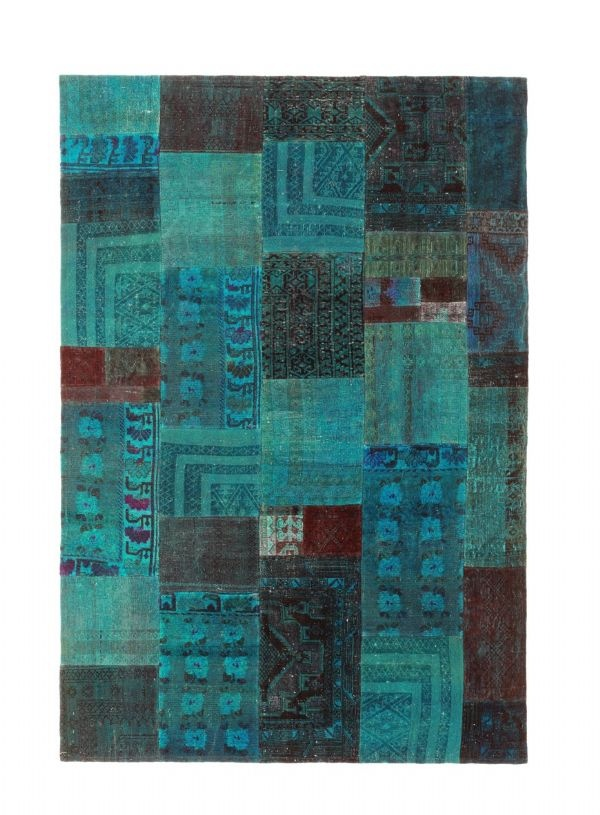 Gonsenhausers Contemporary Semi Antique- Patchwork Rugs