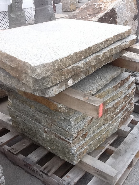Granite Foundation Blocks : Pin by kristan first on landscape stone pinterest