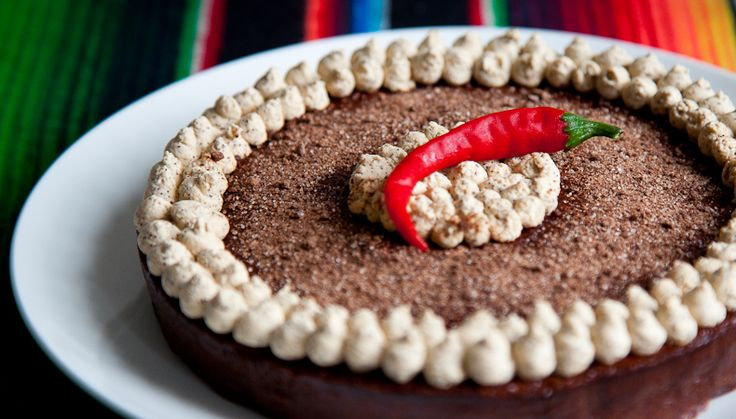 mexican spiced chocolate cake