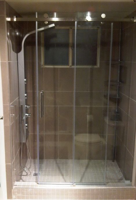 turn a bathtub into a shower for the home pinterest