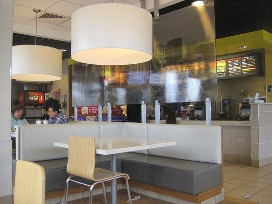 Fast Food Restaurant Design Pictures