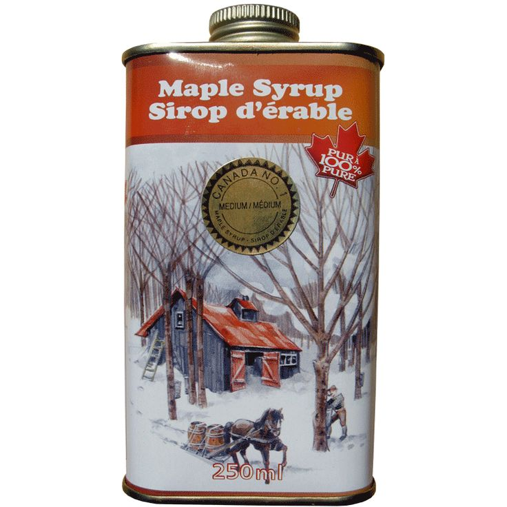 CN Maple Syrup