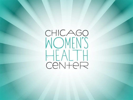 new logo and color scheme  Chicago Women39;s Health Center  Pinterest