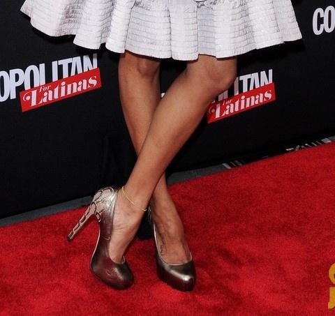 Zoe Saldana in Brian A...