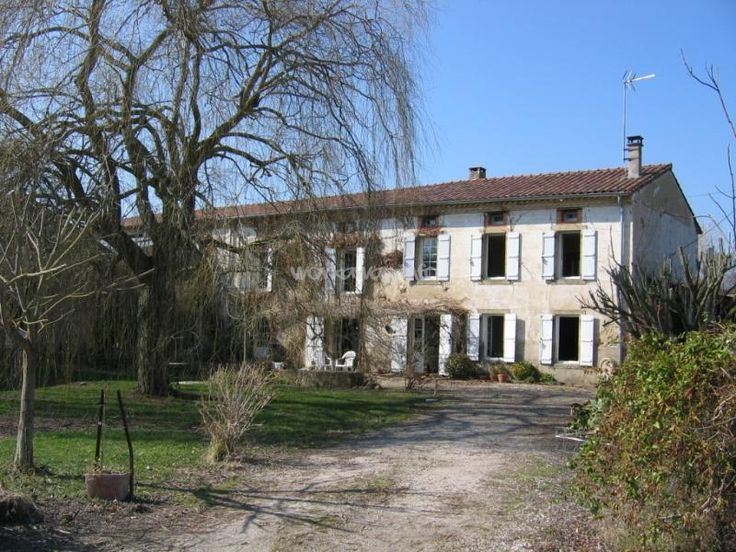 An old french farm house architecture unique historic for French farmhouse architecture
