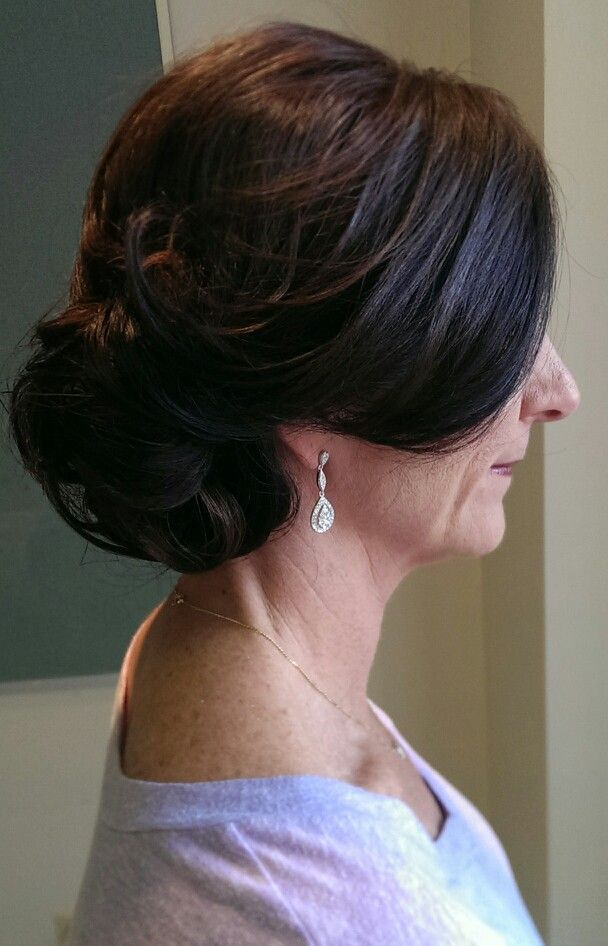Mother of the bride hair amp makeup by me pinterest