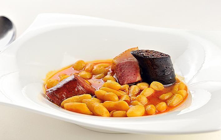 Recetas fabada asturiana cocina asturiana pinterest for Cocina asturiana