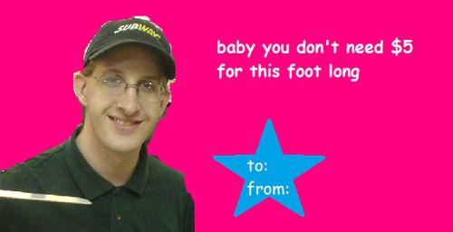 cheesy valentine card tumblr