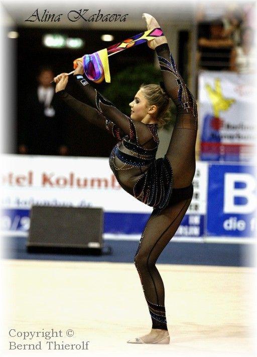 Alina Kabaeva  Russia Alina Kabaeva Gymnastics