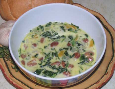 Keen on Beans: Tuscan Bean Soup