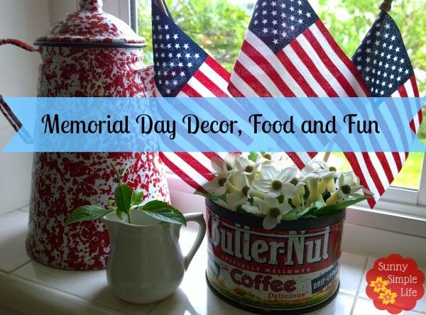 memorial day blog ideas