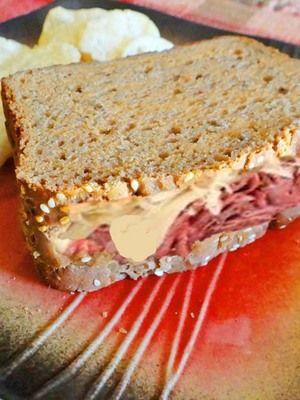 Karina's Gluten-Free Ryeless Rye Bread Recipes — Dishmaps