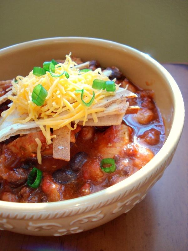 chipotle chicken chili | Yumminess | Pinterest