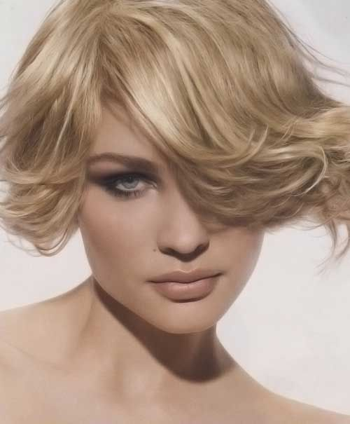 Great haircuts for short wavy hair | Haare | Pinterest