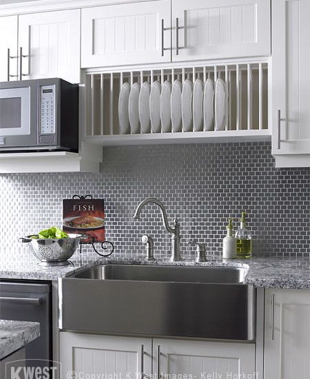 Kitchen Sink Backsplash : Kitchen Sink Backsplash Design For the Home Pinterest