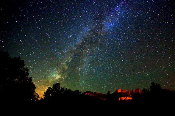 Stars over Sedona GAE