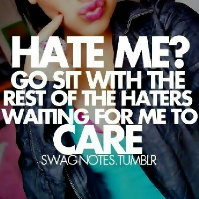 Swag Quotes About Attitude. QuotesGram