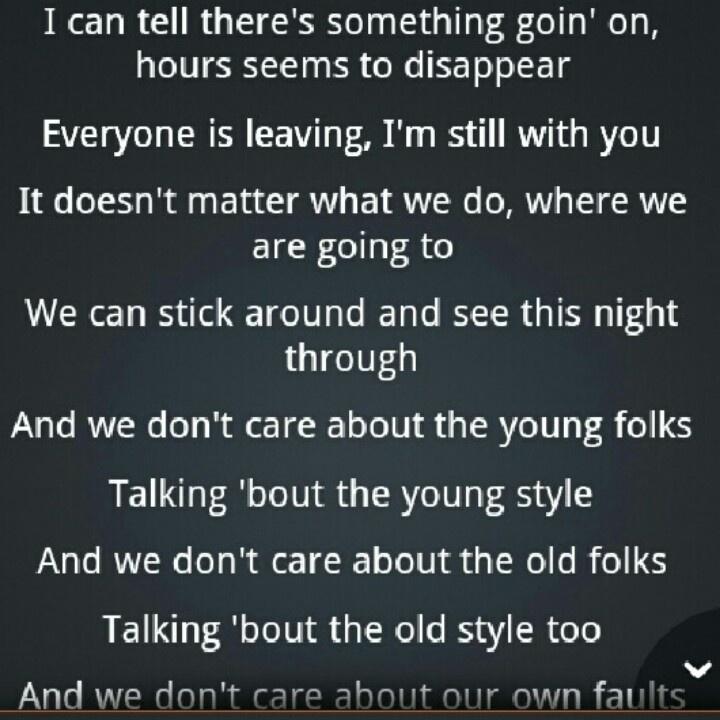 young folks lyrics peter:
