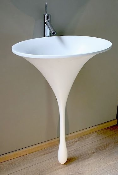 Decorative Bathroom Sinks : ... interesting pedestal sink. Decorative Bathroom Ideas Pinterest
