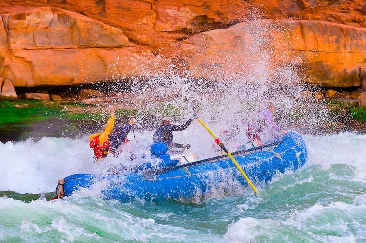 white water rafting in grand canyon arizona