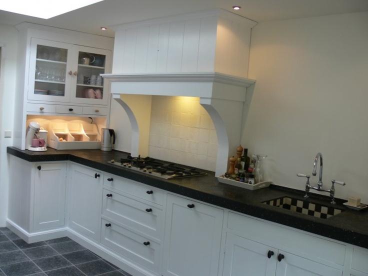 ... Bijzondere keukens mirall landelijke keuken met eiken balk en eiland