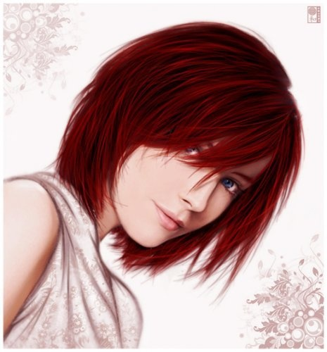 Female Characters With Red Hair Red hair! | Female Cha...