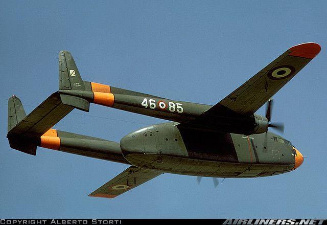 fairchild aircraft   Fairchild C-119 Flying Boxcar   Flight Simulator ...