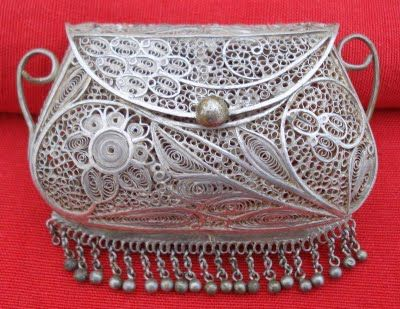 Purse or Pendant? #Jewellery #Tribal #India