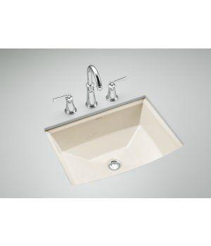 Kohler Archer Undermount Bathroom Sink : Kohler K-2355 Archer 17-5/8