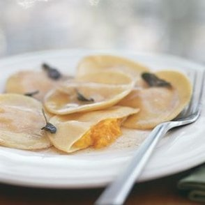 Pumpkin Tortelli with Brown Butter and Sage in Recipes on The Food ...