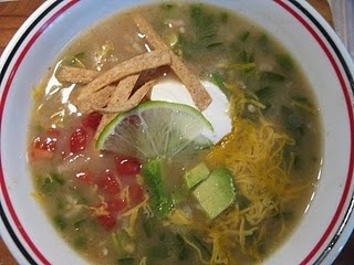 Tortilla Soup with Black Beans | recipes | Pinterest
