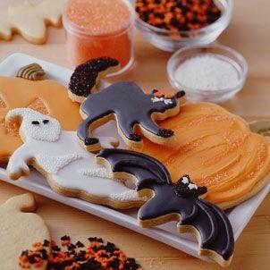 Cardamom Cutout Sugar Cookies | williams-sonoma.com