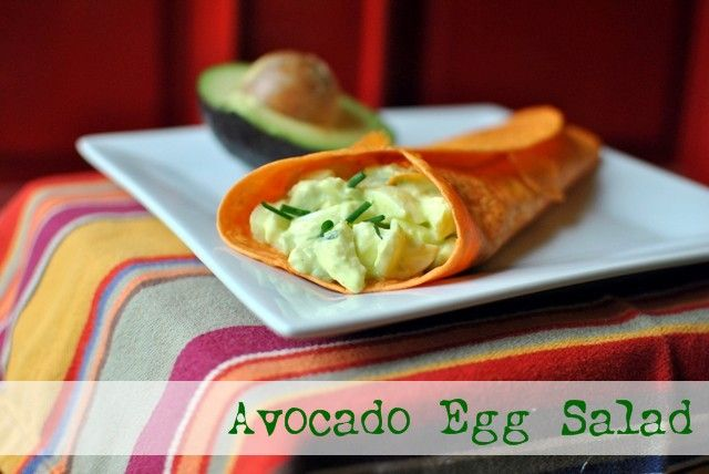 Beth Cooks - Journal - Avocado Egg Salad