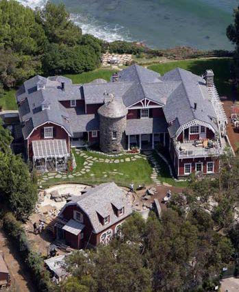 Barbra Streisand House Impressive With Barbra Streisand House Home Photo