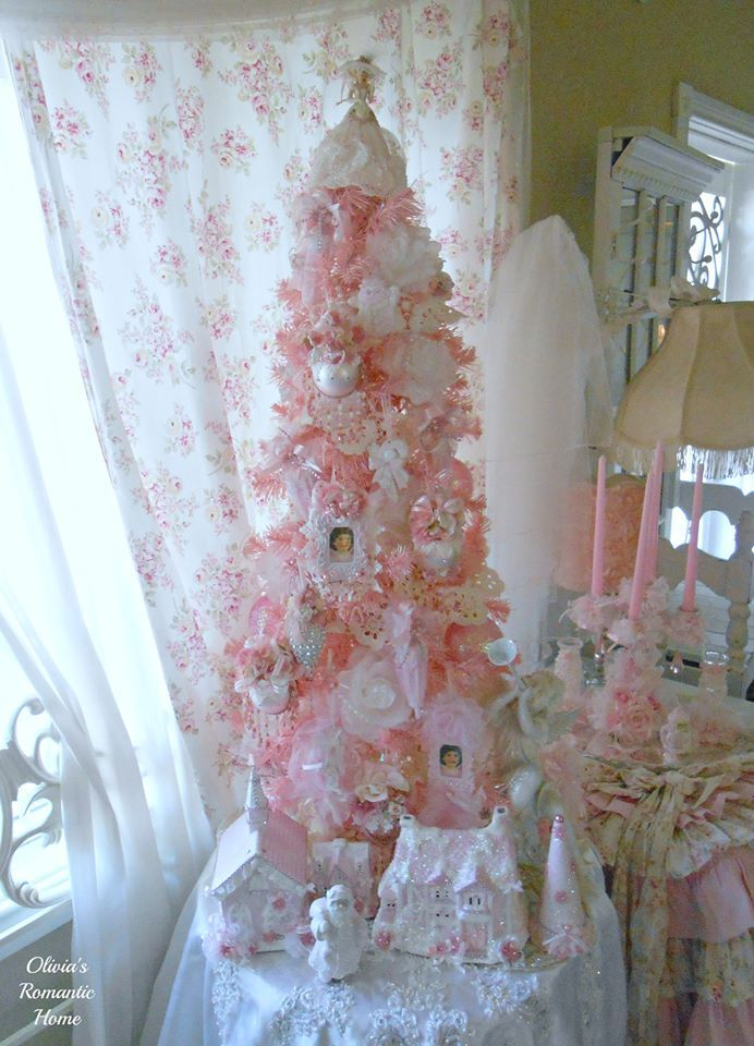 Shabby chic christmas christmas ideas pinterest for Shabby chic christmas