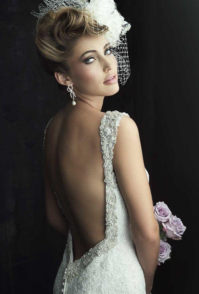 Amazing breathtaking wedding dresses