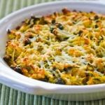 Twice-Baked Spaghetti Squash Recipe with Pesto and Parmesan (Low-Carb ...