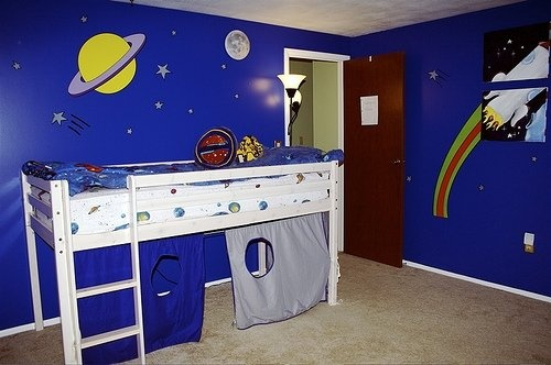 solar system bedroom getting the boys to eat and sleep