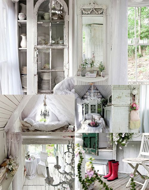 Rustic romantic decor For the Home
